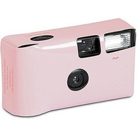 Pink Disposable Camera Solid Colour Design