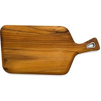 Natural Teak Cutting and Serving Board