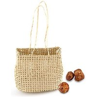 Mini Hessian Beach Bag Party Favours