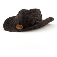 Bride & Groom Cowboy Hats - Black Groom Cowboy Hat