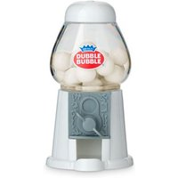 Mini White Gumball Machine Favour with Gumballs