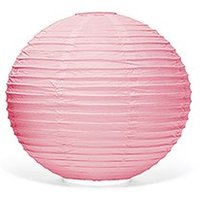Round Paper Lanterns - Small - Peach