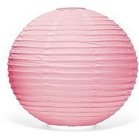 Round Paper Lanterns - Medium - Peach