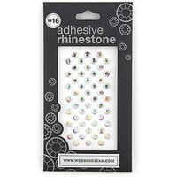 Premium Jewels With Adhesive Backing (4mm - 1/8) - Pearl