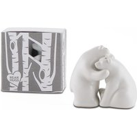 Ceramic Bear Salt and Pepper Shakers Favour Gift Boxed