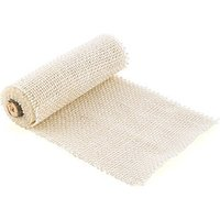 Burlap Wrap by the Roll - Narrow Ivory