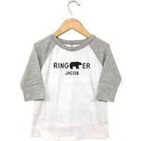 Personalised Kids T-Shirt - Pageboy - 5T