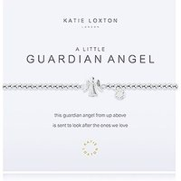A Little Guardian Angel Silver Bracelet