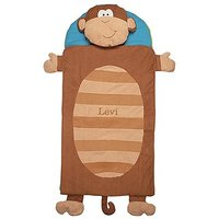 Roll Up Monkey Nap Mat