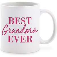 Personalised Coffee Mug - Best Grandma Ever