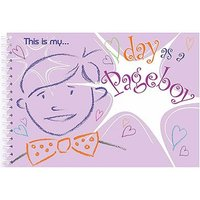 My Day As A Pageboy Book