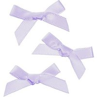 Ribbon Bow Stationery and Favour Trims - Ivory