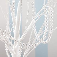 Vintage Lace Pearl Garland