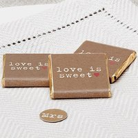 Just My Type Chocolate Squares - 20 Pack