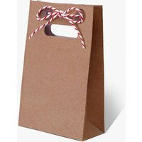 Just My Type Kraft Favour Bags - 10 Pack