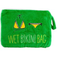 Wet Bikini Bag - Green