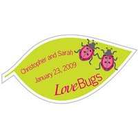 Cute Love Bugs Stickers