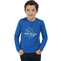 Wilder Long Sleeve T-Shirt Oxford Blue