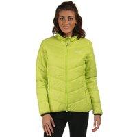 Womens Icebound Jacket Lime Zest