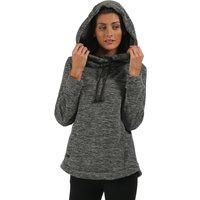 Kizmit Hooded Fleece Ash