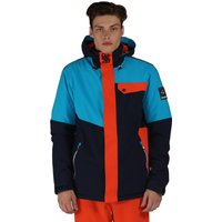 Hurl Down Ski Jacket Blue Trail Blaze