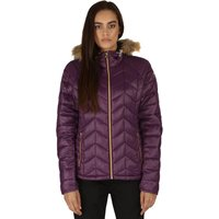 Endow Microwarmth Jacket Shadow Purple