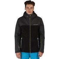 Requisite Ski Jacket Ebony Black