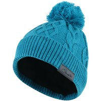In The Know Beanie Enamel Blue