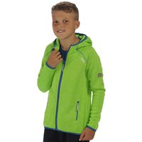 Dissolver Hooded Fleece Green Flash