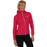 Womens Arec Softshell Jacket Lollipop