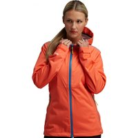 Womens Airglow Jacket Neon Peach
