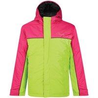 Kids Offtrack Jacket Lime Green