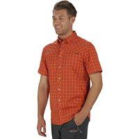 Honshu II Shirt Magma Orange