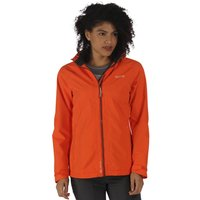 Womens Semita II Jacket Pumpkin