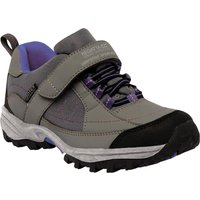 Girls Trailspace Low Junior Trail Shoes Steel Rum