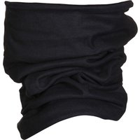 Adults Multitube II Scarf Black