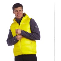 Summitsphere Bodywarmer Bright Yellow