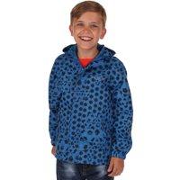 Kids Printed Pack It Jacket Oxford Blue