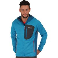 Cartersville II Fleece Methyl Blue