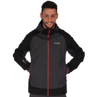 Semita Jacket Seal Grey Black