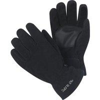 Kids Fleece Gloves Black