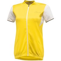 Bestir Cycle Jersey Bright Yellow