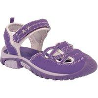 Girls Boardwalk Sandals Purple Iris