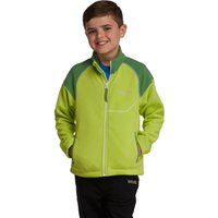 Junior Breaktrail Fleece Lime Punch