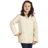 Girls Phoebus Jacket Light Vanilla