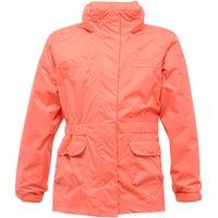 Girls Mayflower Jacket Peach Bloom