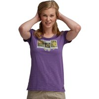 Summer Wind T-Shirt Purple Heart