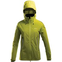 Womens Ultrafly Jacket Neon Spring