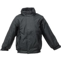 Kids Dover Jacket Black Ash