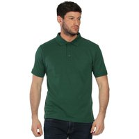 Classic 65 35 Polo Shirt Bottle Green